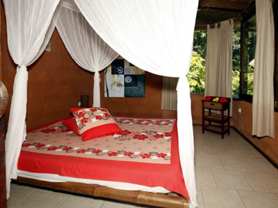 Sundeck Bungalow Aito (Chambre)