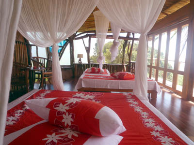 Sundeck Bungalow Lichee (Chambre)